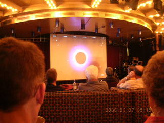 2006 eclipse trip -- eclipse talk by John Mason